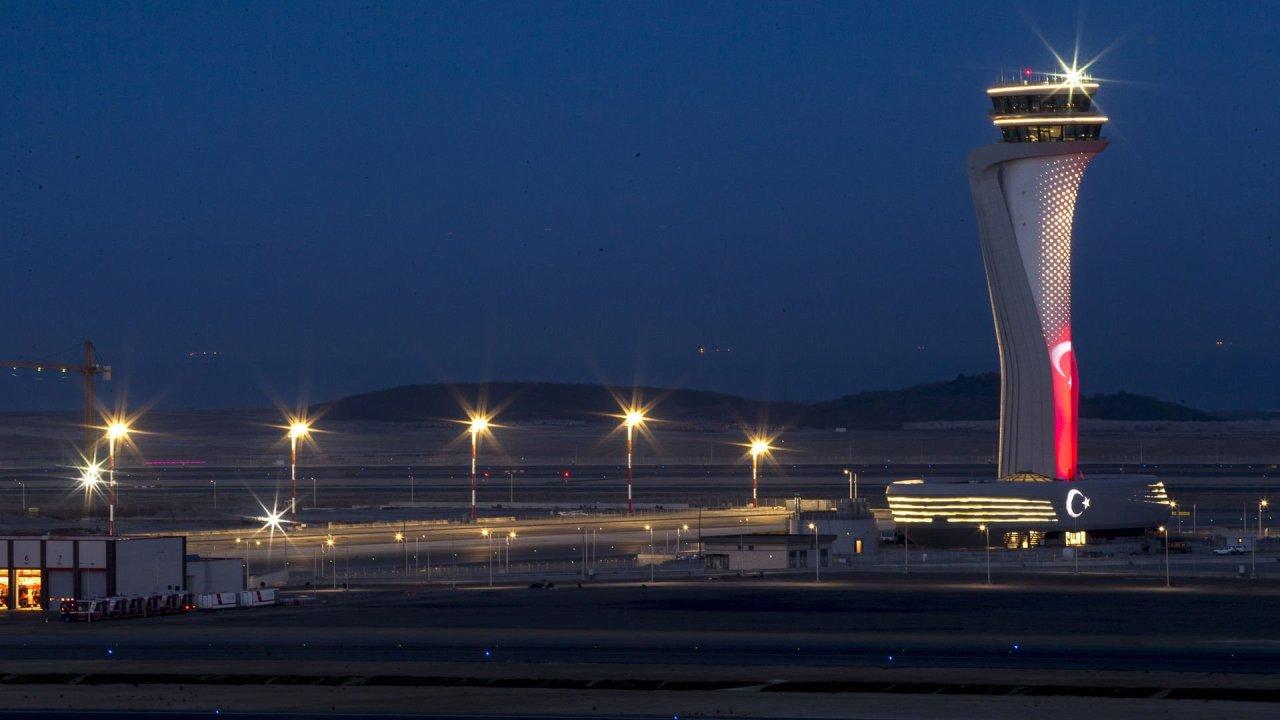 İstanbul Havalimanı 29 Ekim'de Cumhuriyet Bayramı ile BirlikteAçıldı