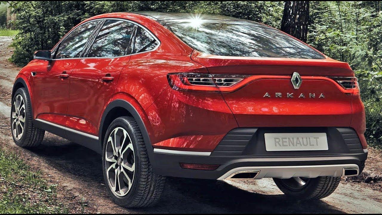 Renault Arkana Rusya ya Özel OlarakÜretilecek