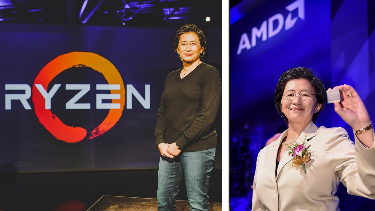 AMD CEO'su Dr. Lisa Su, yüksek performanslı bilgi işlem konusunda CES 2019 açılış konuşmasıyapacak