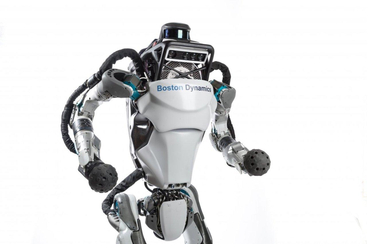 Boston Dynamics Atlas robotunun yeni görüntüleriniyayınladı