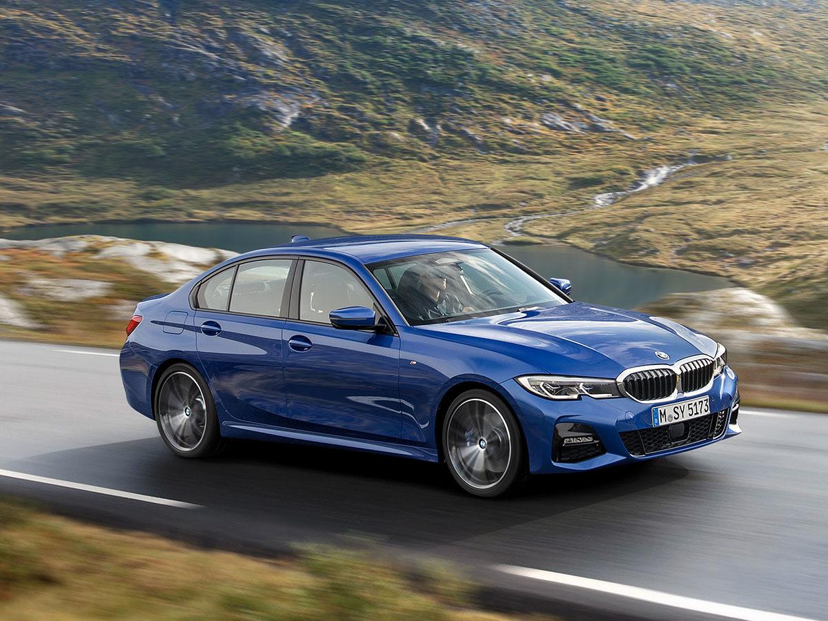 BMW 3 Serisi 2019 da Yenilenmiş Yüzüyle YollardaOlacak