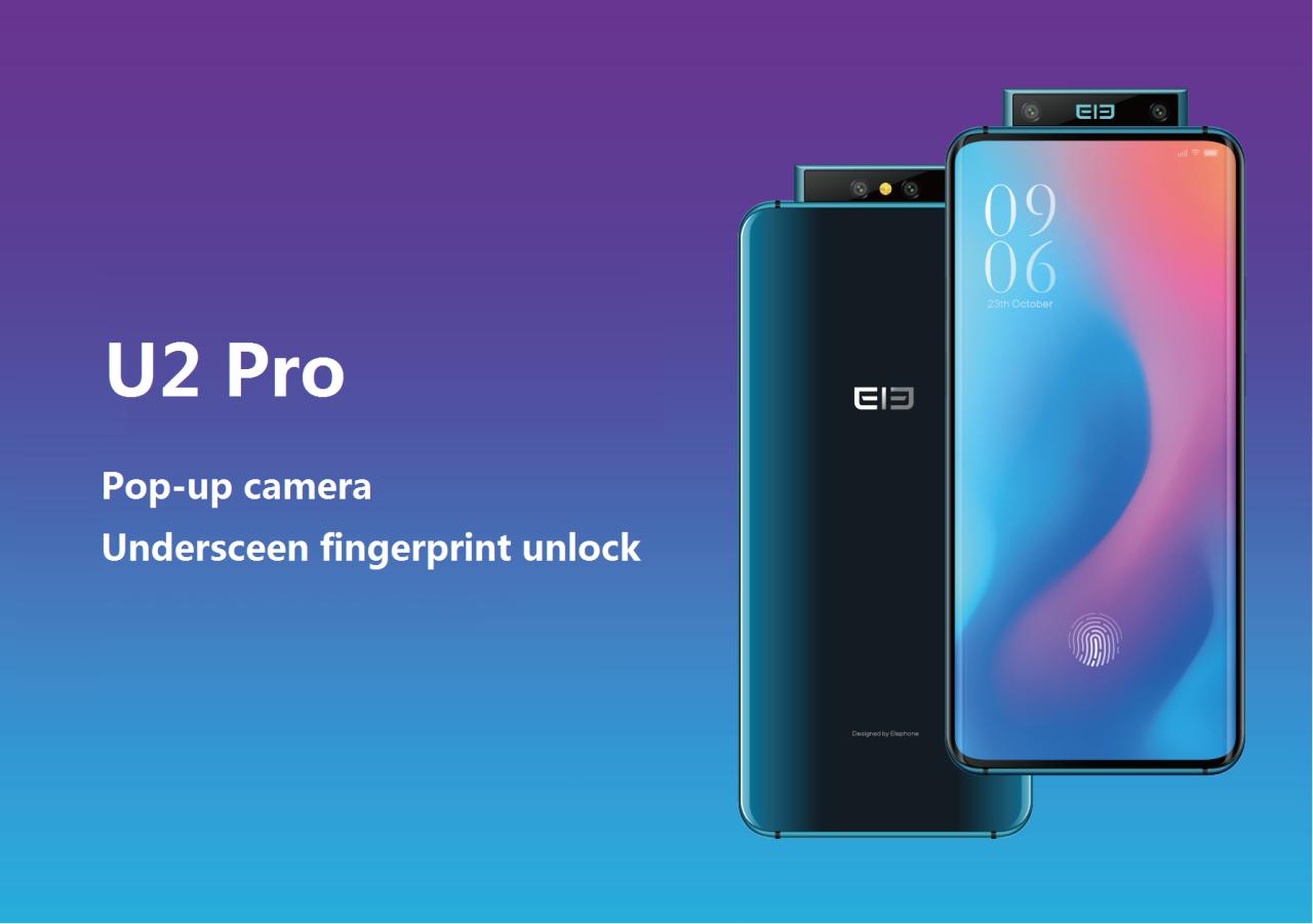Elephone U2 Pro modeli ortayaçıktı