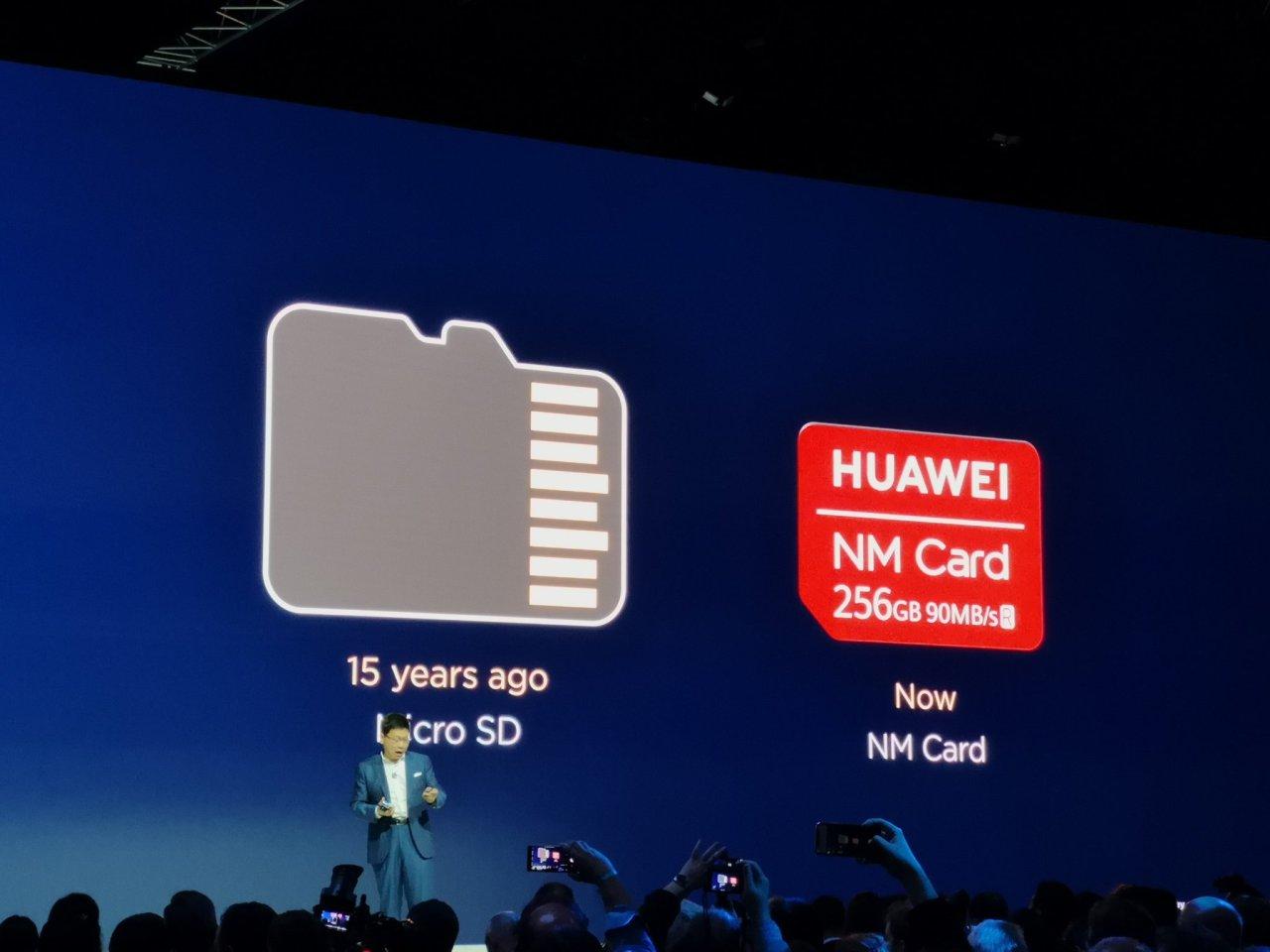Huawei Son Çıkarttığı Akıllı Cihazlara Spesiyal Depolama KartlarıKullanacak