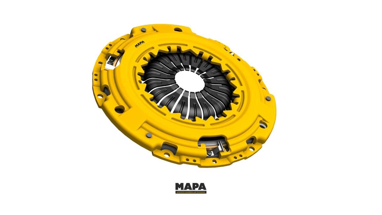 Yerli Debriyaj Balatası Üreticisi MAPA  Almanya'daki Automechanika Frankfurt Fuarından İnovasyon ÖdülüAldı