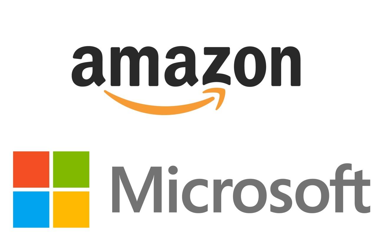 Amerika'nın En Değerli İkinci Şirketi: Amazon Mu? MicrosoftMu?