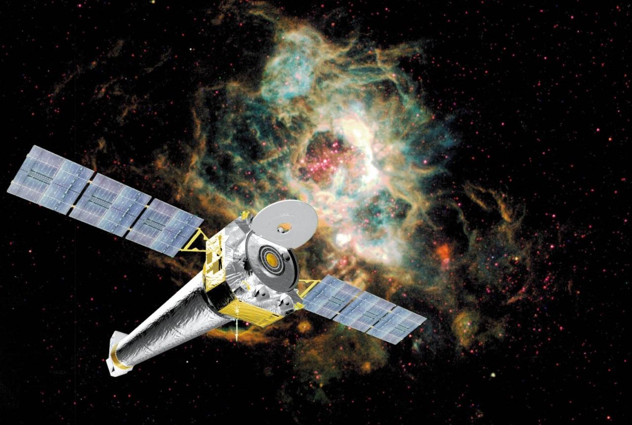 Nasa Chandra X-Ray Teleskobunu Uzun Bir Aradan Sonara Faaliyete TekrarGeçiyor