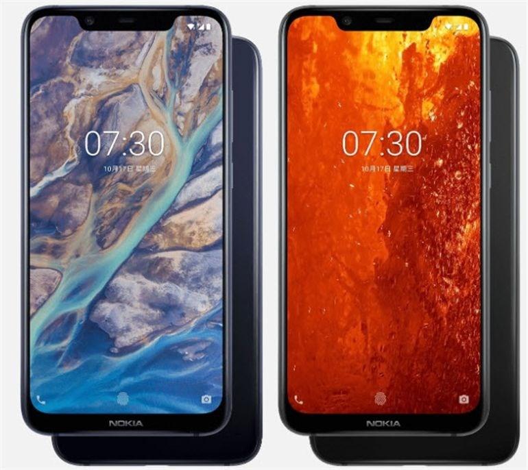 Nokia 7Xa