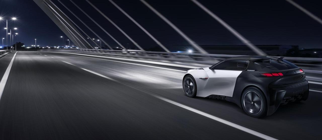 Peugeot Fractal Elektrikli Coupe Konsept Modelini Oldukça İyiGeliştiriyor