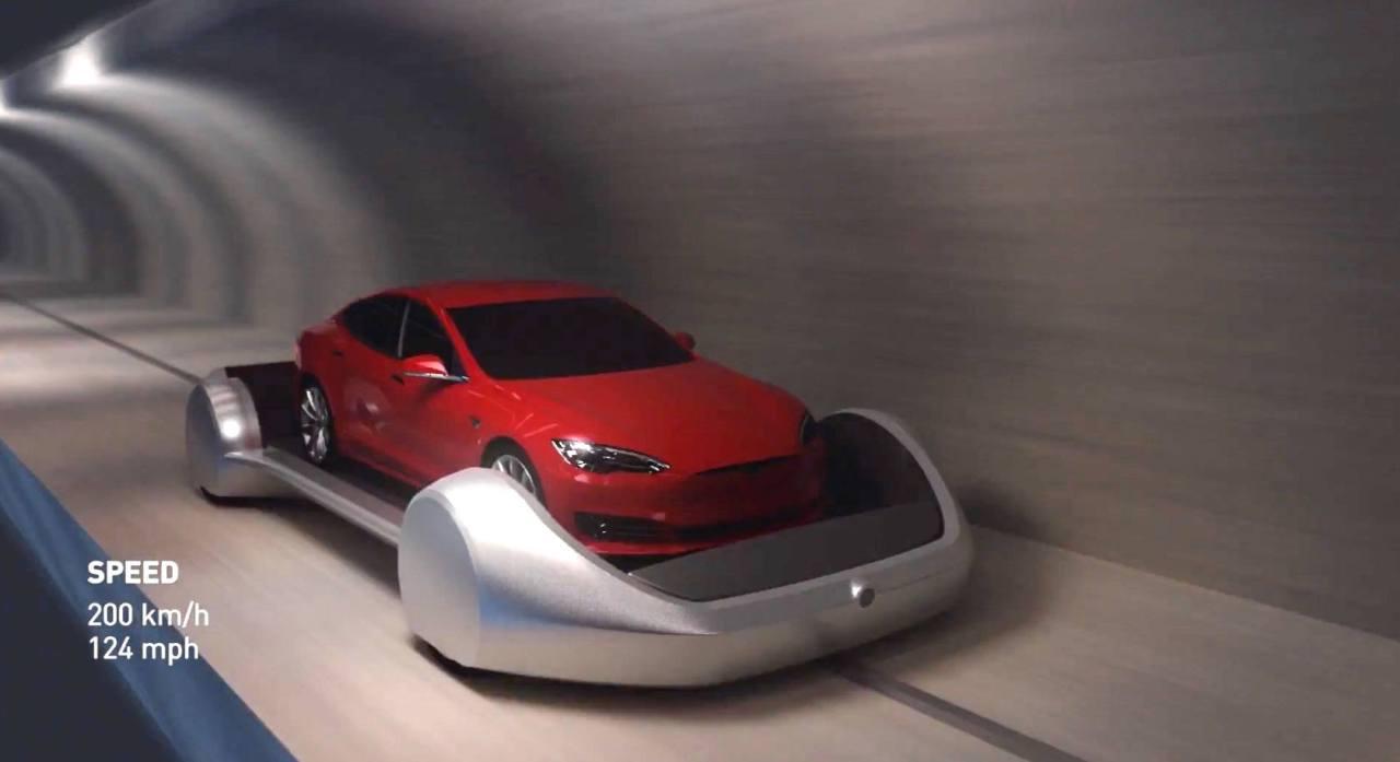 Tesla Kurucusu Elon Musk Şu Sıralar Tünel Ulaşımına KafayıTaktı