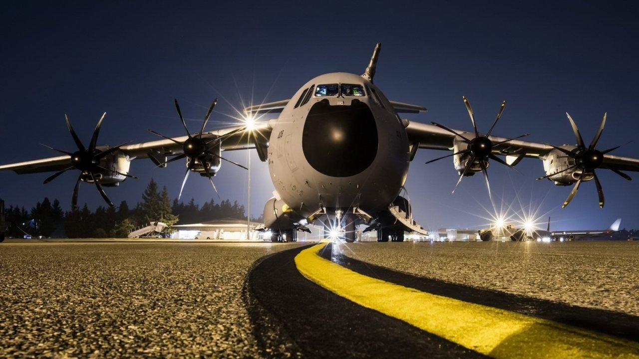 7. A400M uçağı da Türk Hava Kuvvetlerine teslimedildi