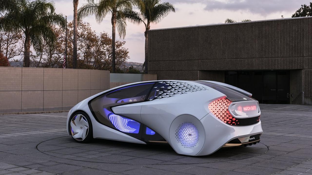 Geleceğin ve Hatta Yakın Zamandaki Otomobillerin Sunacağı TeknolojikÖzellikler