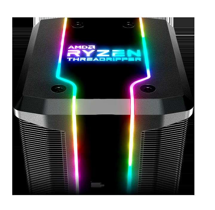AMD Threadripper işlemci serisi için tasarlanan Wraith Ripper soğutucu hakkında kısabilgi