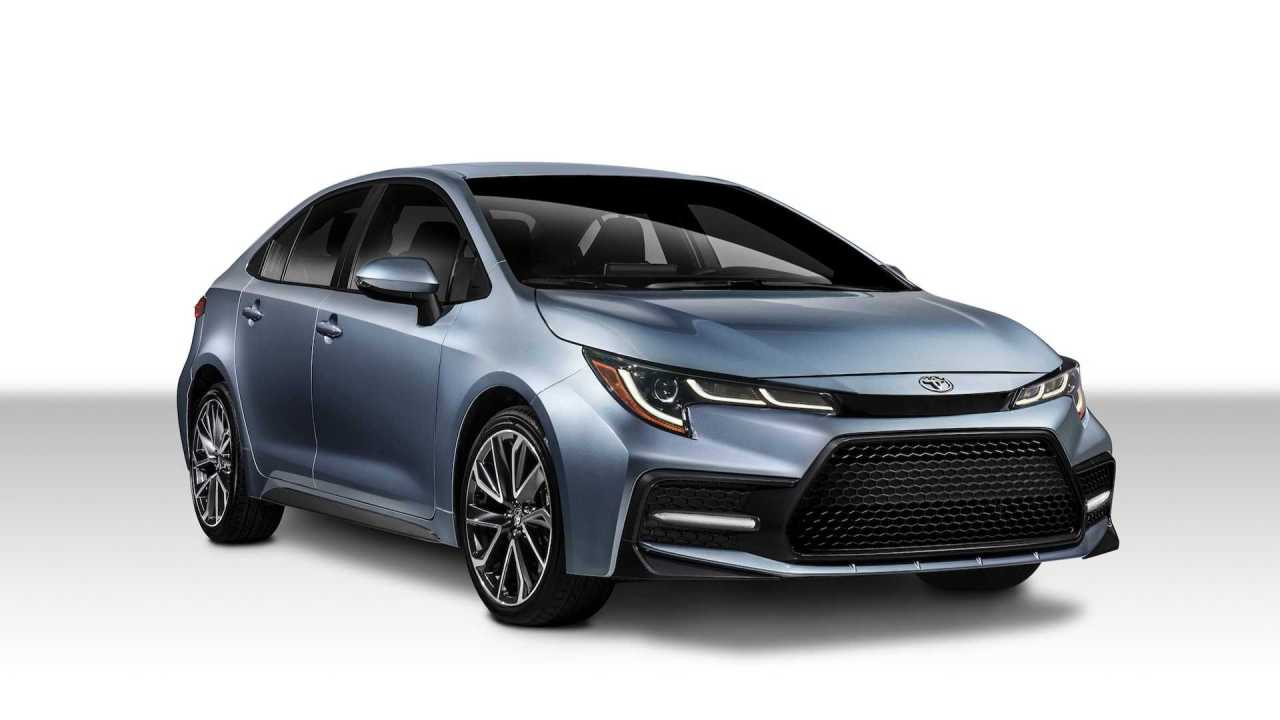 2020 Toyota Corolla Sedan-A