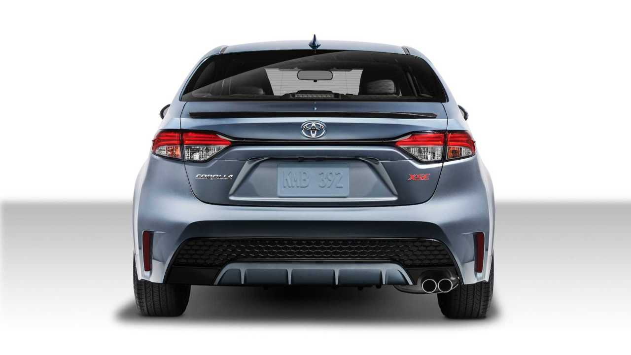2020 Toyota Corolla Sedan-D