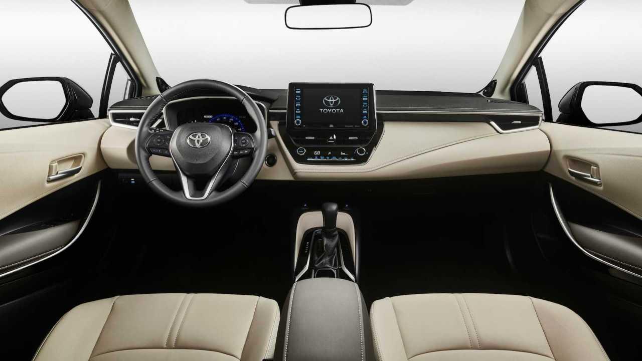 2020 Toyota Corolla Sedan-E