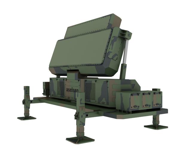 Taşınabilir Erken İhbar Radar Sistemlerinin (TEİRS) TasarımıTamamlandı