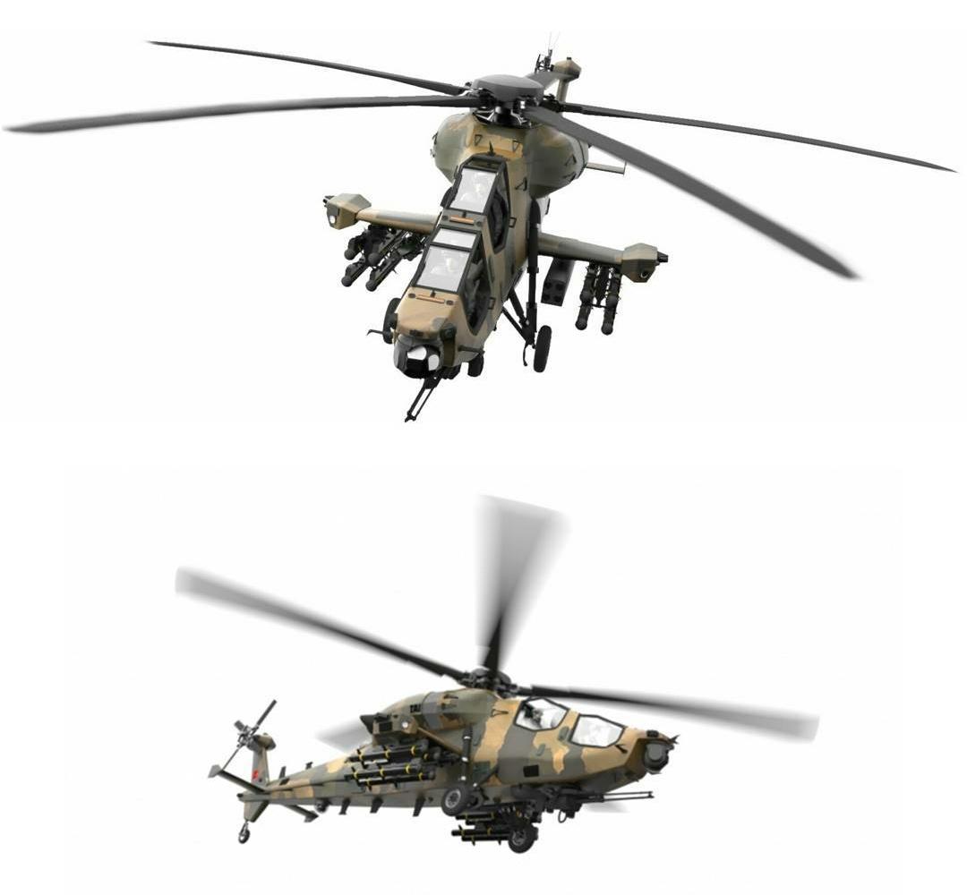 ATAK-2 ile Ağır Taarruz Helikopteri Projesi NetleşmeyeBaşladı