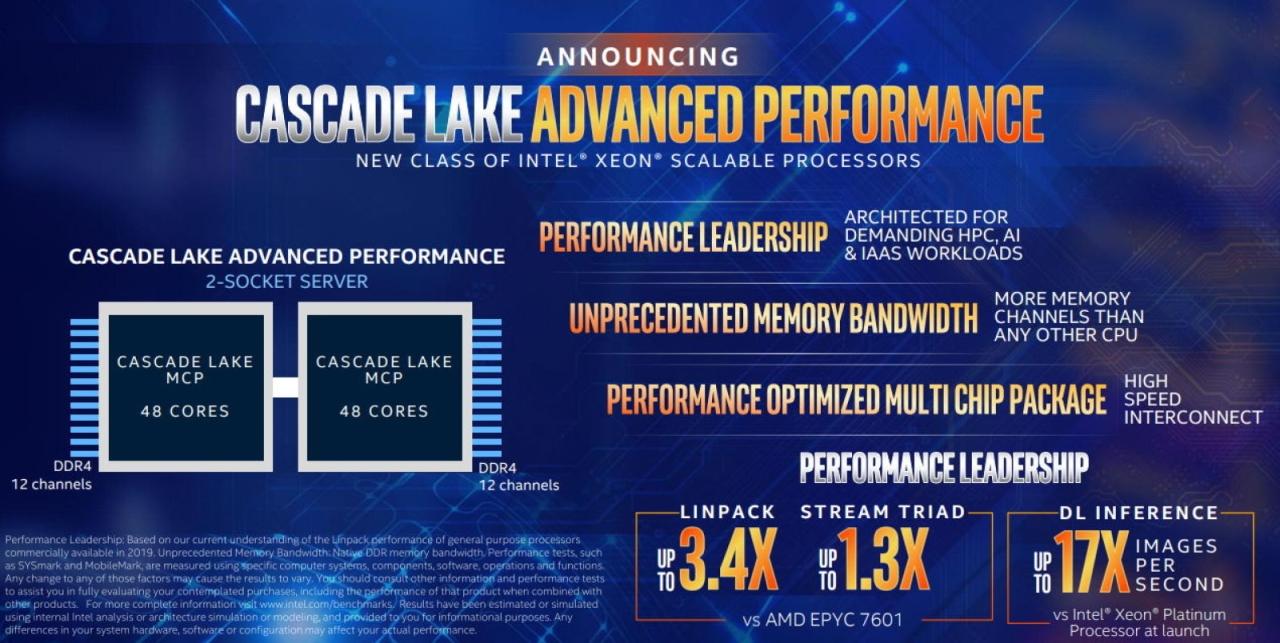 Intel 48 Çekirdekli 14NM İşlemci İleGeliyor
