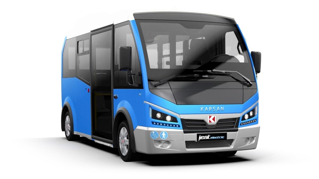 Karsan & BMW Jest Electric-3