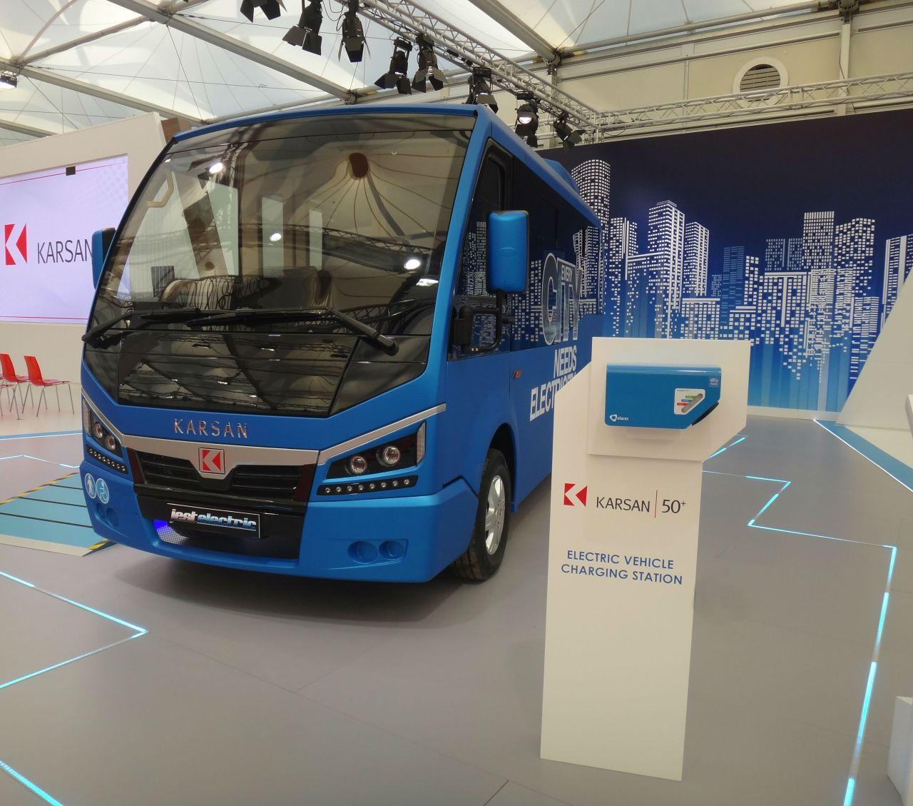 Karsan & BMW Jest Electric-4