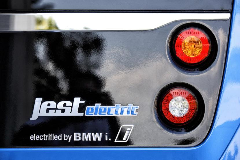 Karsan'ın %100 Elektrikli Modeli Jest Electric BMW SayesindeAvrupa'da