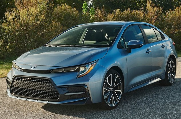 Toyota Corolla Sedan 2019 Da Yenilenen YüzüyleAramızda