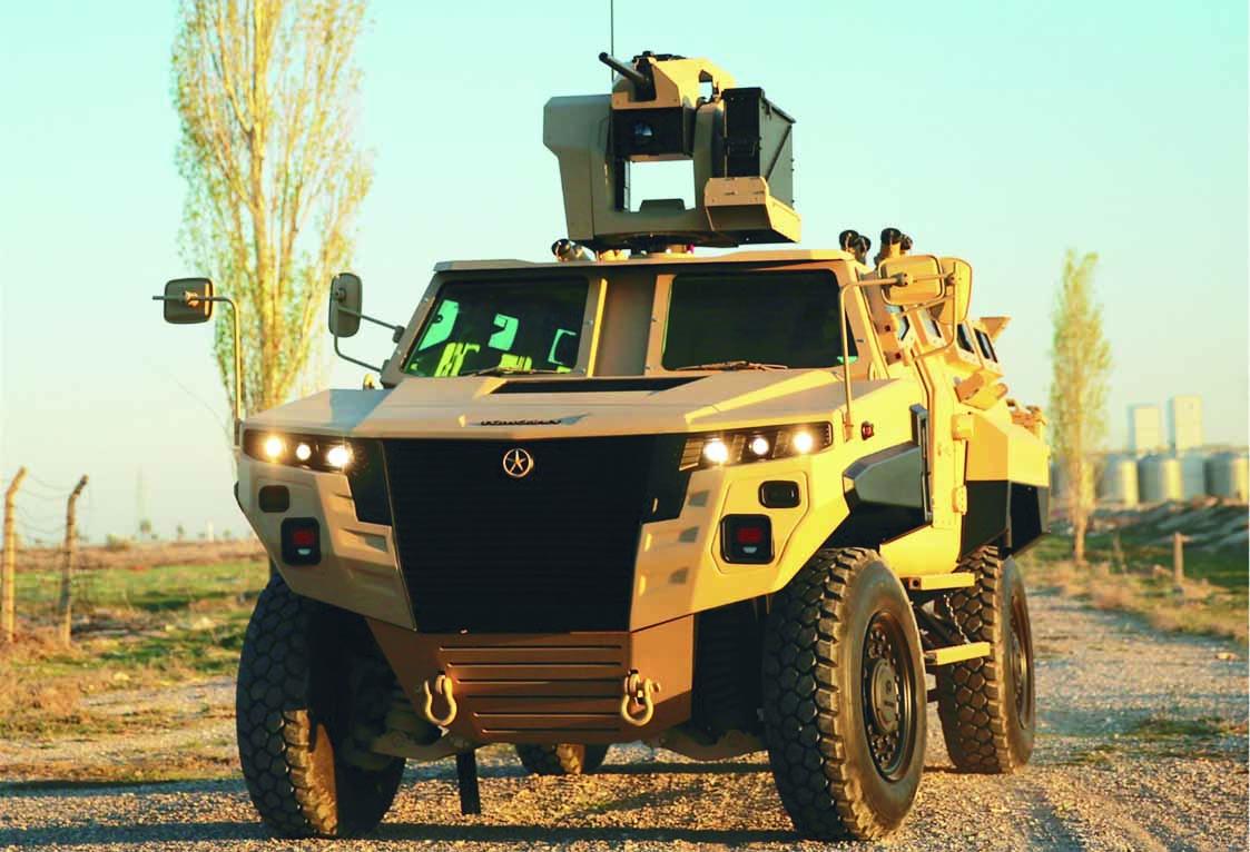 Yerli Zırhlı Araçlarda Yerli Motor Kullanma DönemiBaşlayacak