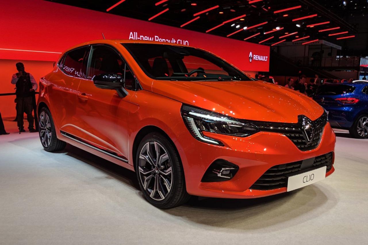 Yenilenen Yüzüyle Karşımızda 2020 Model RenaultClio