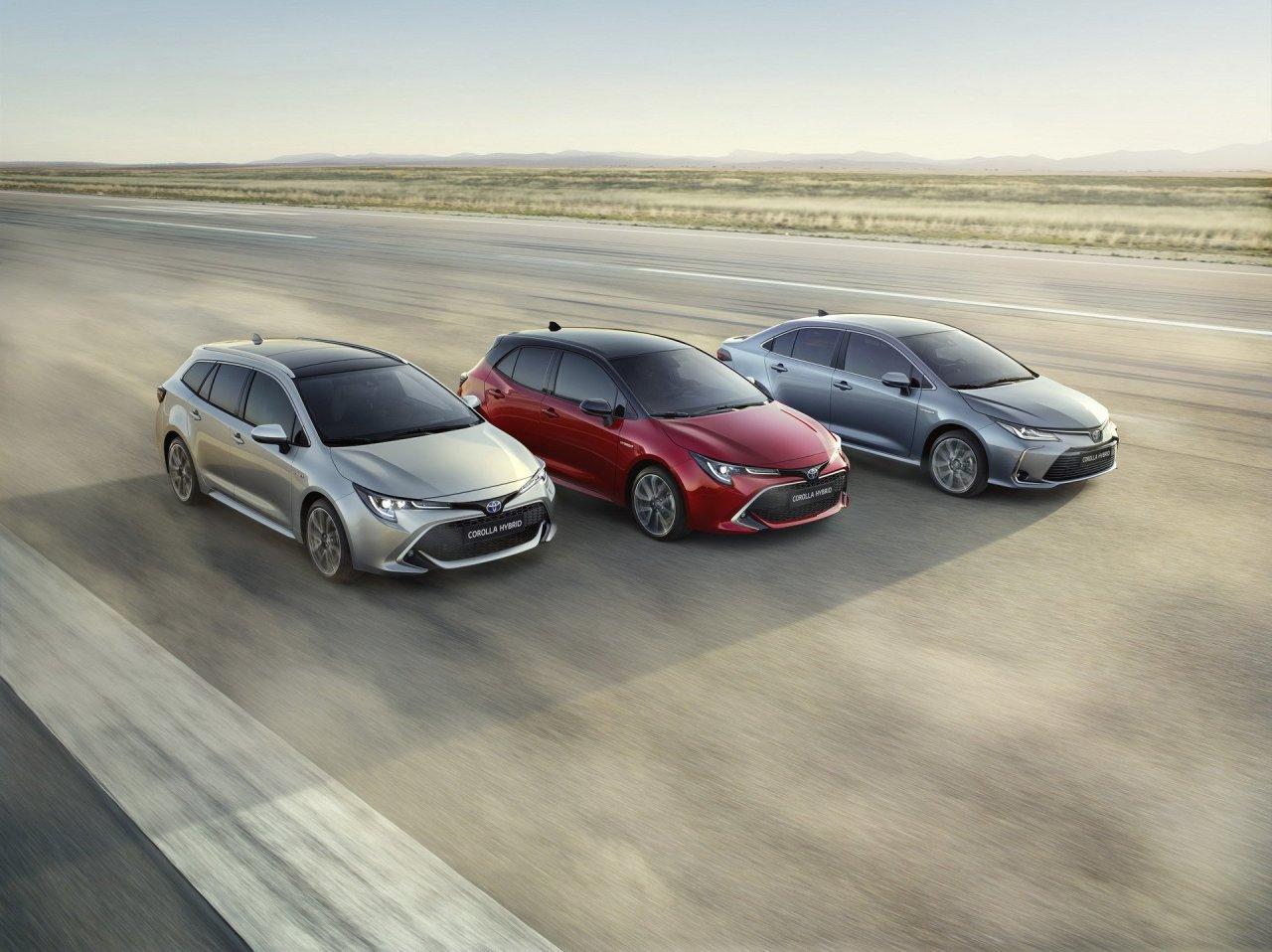 Yenilenen Toyota Corolla'nın Fiyatıda BelliOldu